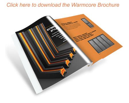 warmcore bilfold door brochure
