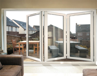 Bi-fold patio doors in Cheshire