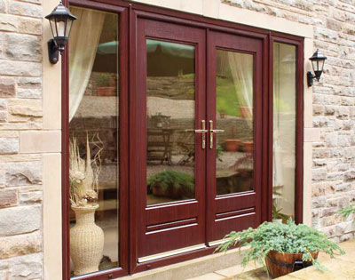 Rockdoor french doors