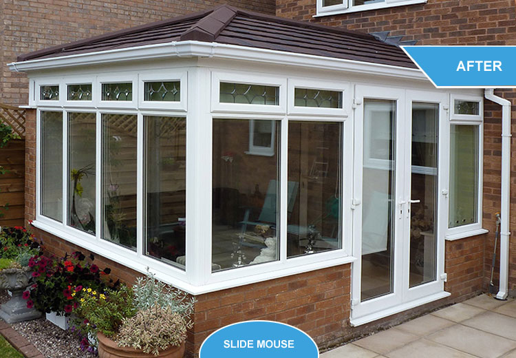 Guardian Warm Roof Conservatories In Crewe Amp Nantwich Cheshire