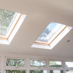 Guardian warm roof windows