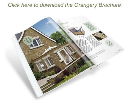 Orangery collection brochure