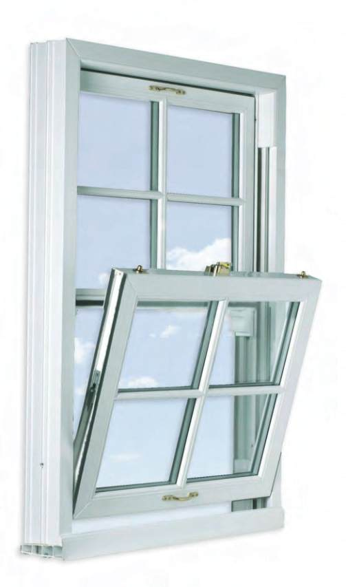 upvc vertical sliding window