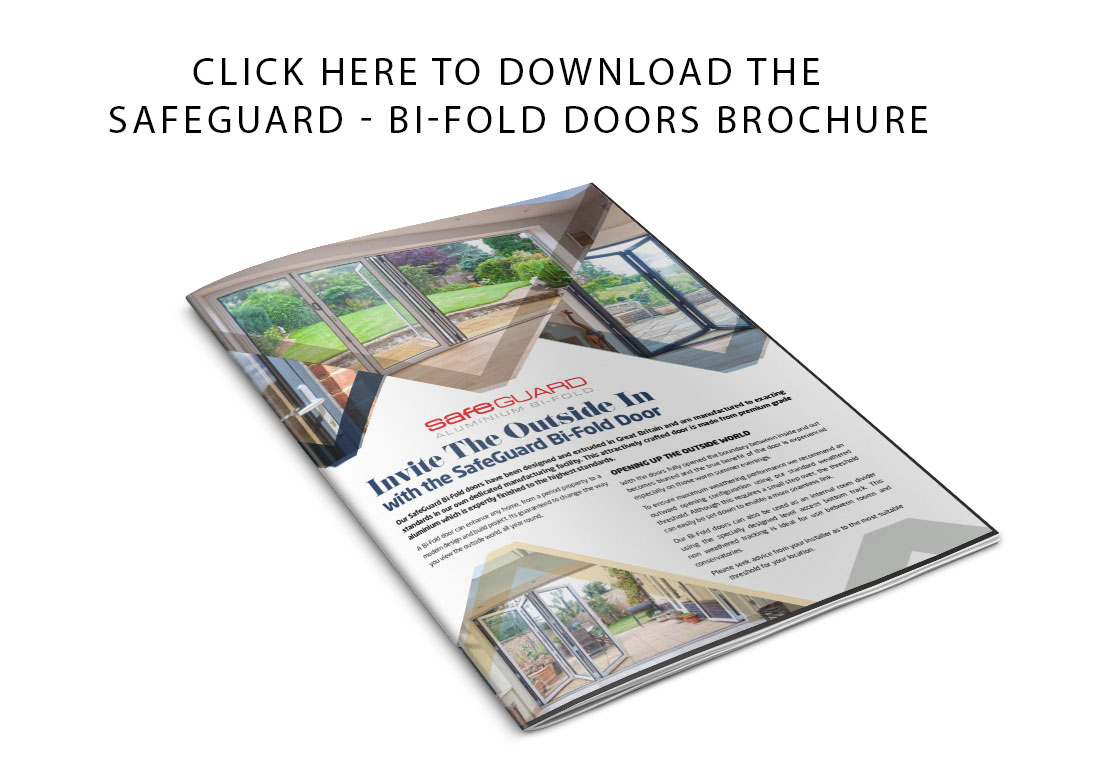 Safeguard bi-fold doors brochure