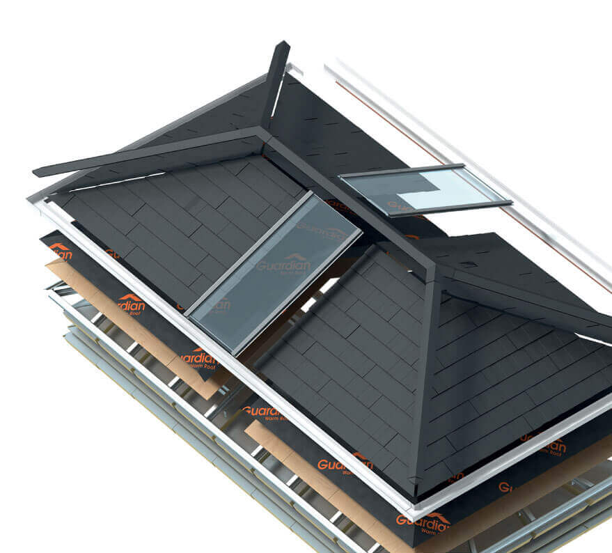 solstice roof skylights