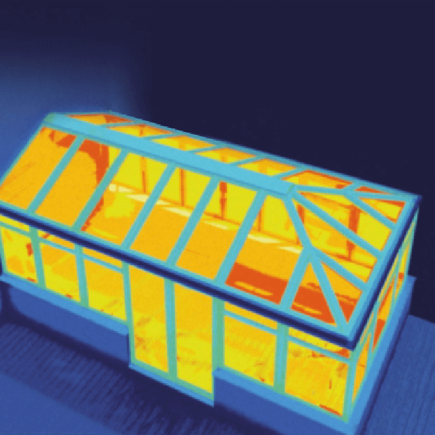 Thermal roof