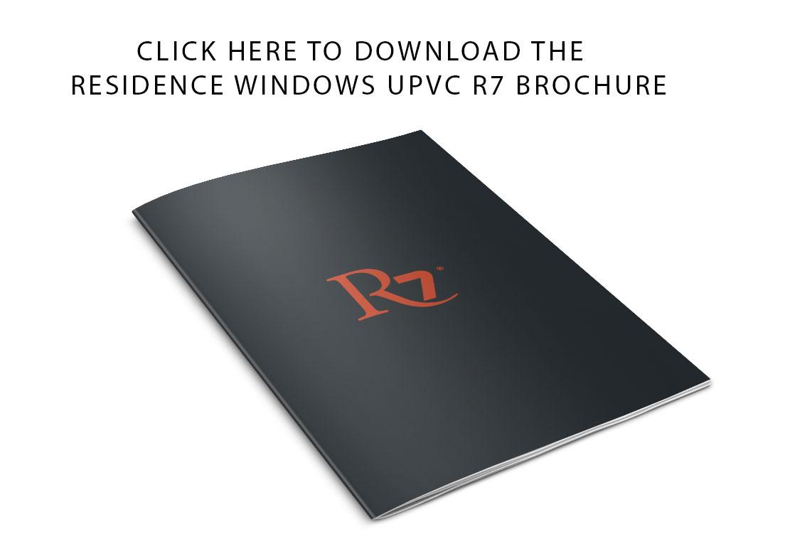 residence windows upvc R7 brochure